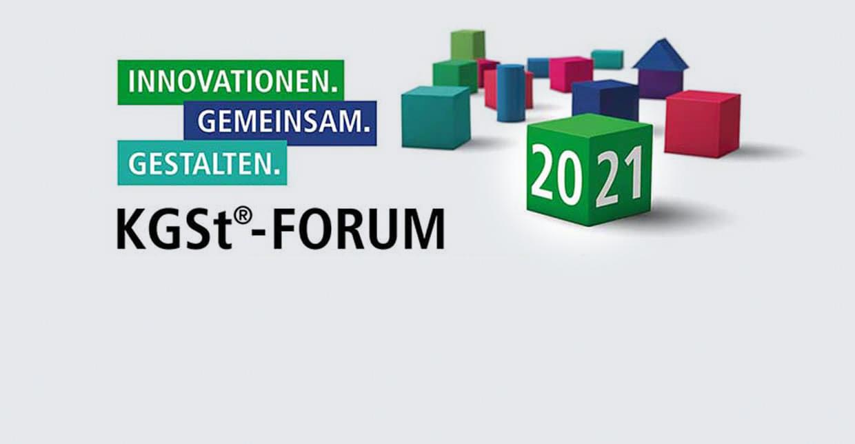BESUCHEN SIE UNS AUF DEM KGST-FORUM 2021